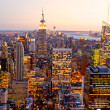 Manhattan, New York City. USA. - Stockfoto