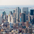 Manhattan, New York City. USA. - Foto Stock