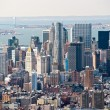 Manhattan, New York City. USA. — Stock Photo #12237074