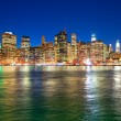 Manhattan, New York City. USA. — Stock Photo #12237228