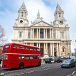 St Paul Cathedral, London, UK. — Stock Photo #12237800