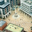 Stock Photo: Paternoster Square, next to St Paul's Cathedral in City of L