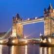 Tower Bridge, London, UK — 图库照片