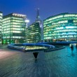 Modern building near tower Bridge, London. — Stock Photo #12237878