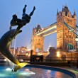 Tower Bridge, London, UK — Stock Photo #12237908