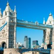 Tower Bridge, London, UK — Stock Photo #12238005
