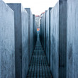 Stock Photo: HOLOCAUST MEMORIAL, Berlin, Germany.
