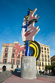 La Barceloneta, barcelona, Spain. — Stock Photo