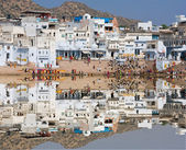Pushkar, India. — Foto Stock