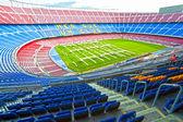Camp Nou, barcelona, spain. — Stock Photo