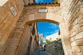 Monastery of Pedralbes in Barcelona, Spain — Stock Photo