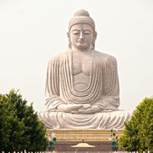 Buddha, bodhgaya, indien. — Stockfoto