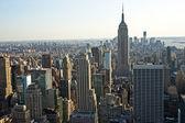 Manhattan, New York City. USA. — Stock Photo