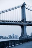 Manhattan, New York City. USA. — Foto de Stock