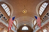 Ellis Island, New York, USA. — Stock Photo