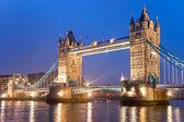 Tower bridge, londres, royaume-uni — Photo