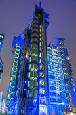 The Lloyd's Building (also known as The Inside-Out Building) — Foto de Stock