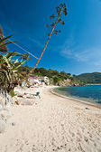 Forno beach, Elba island. — Stock Photo