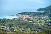 Marina di Campo, Elba Island. Italy. — Stock Photo