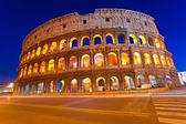 The Majestic Coliseum, Rome, Italy. — Foto Stock