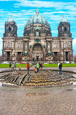 Berlin cathedral, Berlin, Germany. — Stock Photo
