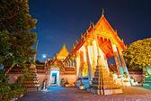 Wat Po, Bangkok, Thailandia. — Stock Photo