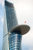 HO CHI MINH CITY - DECEMBER 18: The Bitexco Financial Tower is t — Stock Photo