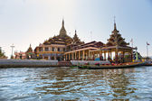 Inle lake, Myanmar. — Foto Stock