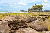 The Tanah Lot Temple, Bali, Indonesia. — Stock Photo