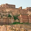 Stock Photo: Mehrangarh fort, Jodhpur, Rajasthan.