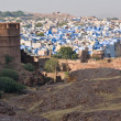 View of Jodhpur, the blue city. — Lizenzfreies Foto