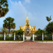 PhThat Luang, Laos. — Stock Photo #12420267