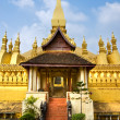 Wat PhThat Luang, Laos. — Stock Photo #12420276