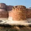 Agra Fort, Agra, Uttar Pradesh, India. - Stock Photo
