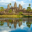 Angkor Wat, Siem reap, Cambodia. — Stock Photo #12420435