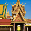 Grand palace, Cambodia. - Stock Photo