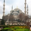 The Blue Mosque, Istanbul, Turkey. — Stock Photo #12420645