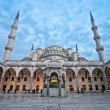 Stock Photo: The Blue Mosque, Istanbul, Turkey.