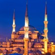 The Blue Mosque, Istanbul, Turkey. — Stock Photo #12420860