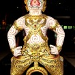 Particular of the Royal Barge,  Bangkok, Thailandia. - Stock Photo