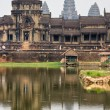 Angkor Wat, Siem reap, Cambodia. - Stock Photo