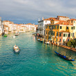 Venice, View from Rialto Bridge. — Foto Stock