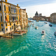 Venice, View from a Bridge. — Foto Stock