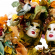 Venice Masks, Carnival. — Stock Photo #12421402