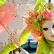 Venice Mask, Carnival. — Stock Photo #12421429