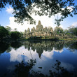 Stock Photo: Bayon Temple, Angkor Thom, Siem Reap, Cambodia.