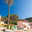 Royalty-Free Stock Photo: Forno beach, on the Biodola Bay, Elba island.