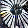 Stock Photo: SONY CENTER, POTSDAMER PLATZ, Berlin, Germany.