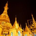 Sule Pagoda, Yangon, Myanmar. — Stock Photo #12422084