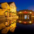 Japanese Bridge in Hoi An. Vietnam — Stock Photo